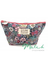 Korea designed handmade multi porch bag - Spring flower